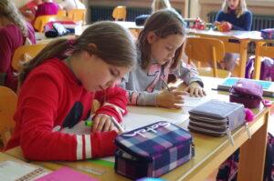 Mädchengymnasium Jülich Förderung in der Unterstufe