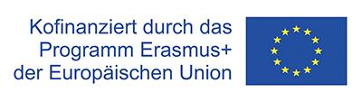 Logo Kofinanziert durch Erasmus+